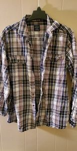Men's Faded Glory Flannel *Size L*